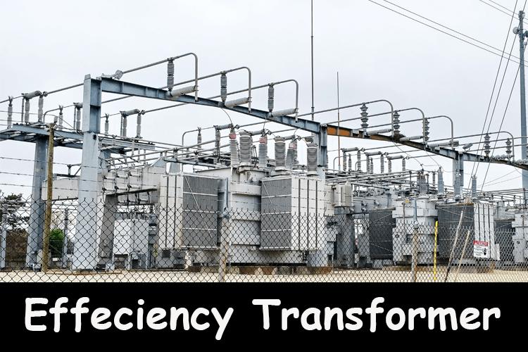 Efficiency transformer