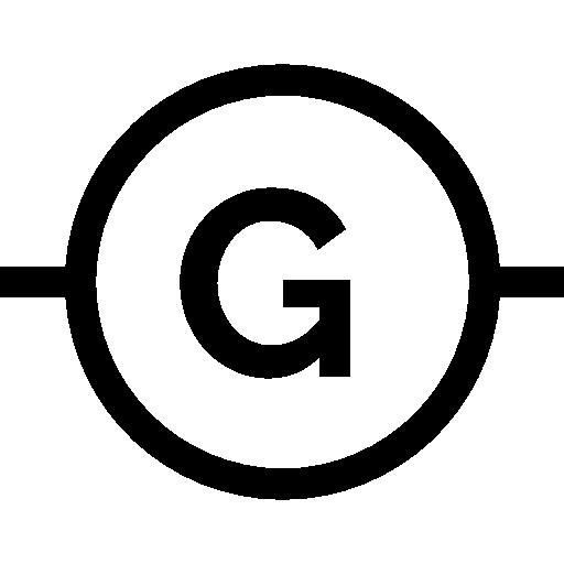 Galvanometer Symbol