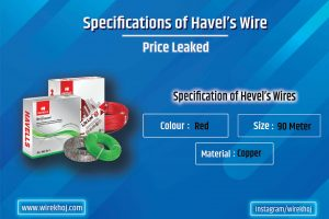 Havel's Wire Specification