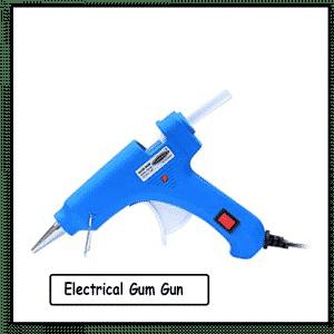 electricala gum gun