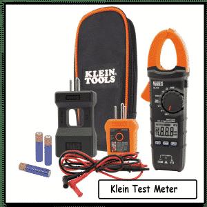 klein test meter
