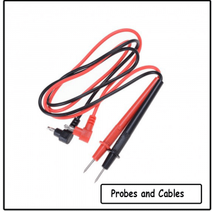 probes and cables